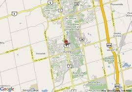 Map of Howard Johnson Hotel Aurora, Aurora