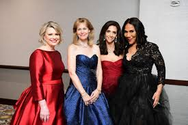 Houston's Women of Distinction Dazzle at Winter Ball With Gowns ...