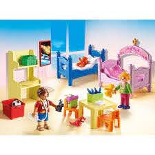 Playmobil 5306 Children S Room Dollhouse