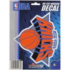New York Knicks Sticker Emblem Decal Die Cut Logo Car Truck Decal Sticker Vdcm 94746551889 Ebay