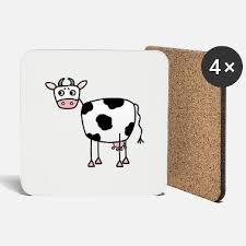 udder dairy cow gifts