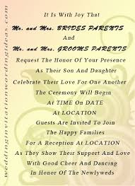 wedding invitation etiquette wedding