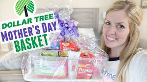 dollar tree mother s day gift basket