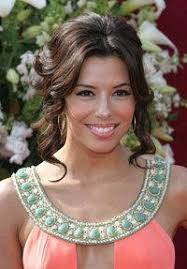 eva longoria favorite face makeup color