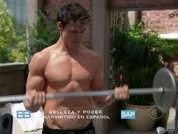 Daily Images Hotspot: Adam Gregory Shirtless on Bold and the ...