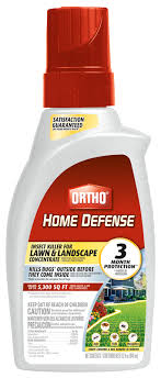 Ortho Home Defense Label Pensandpieces