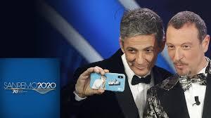 Sanremo 2020 - Fiorello e RaiPlay...ci sarà una nuova edizione ...