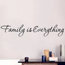 Shop Delicate Wall Quote Family Wall Sticker Vinyl Wall Art Home Decal Overstock 21470097