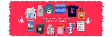 best scottish gifts under 25 featuring