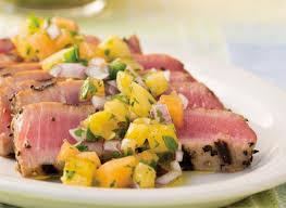 Grilled Fish Go-To: Peppered Ahi Tuna ...