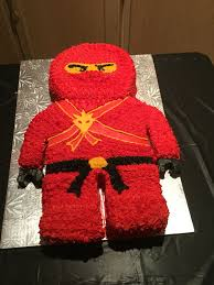 How To Make A Drip Cake To Wow The Party | Novelty Birthday Cakes | Ninja  birthday, Ninja birthday parties, Lego ninjago birthday