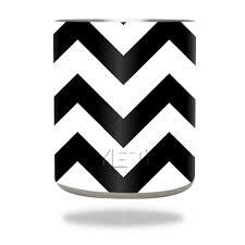 Mightyskins Protective Vinyl Skin Decal For Yeti 10 Oz Rambler Lowball Wrap Cover Sticker Skins Black Chevron Walmart Com Walmart Com