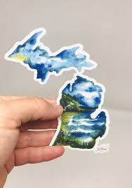 Set Of Three Stickers Decals Weather Resistant Vinyl Stickers Lapto Shelby Kregel Art And Design