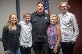 """SB County Fire on Twitter: """"This morning, @SBCFireChief Don Trapp swore in  #SBCoFD's newest Fire Investigator Thomas Wesley Collins. Fire Marshal Mike  Horton stood alongside our Deputy Fire Marshals, Arson Investigators and"""