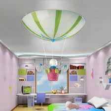 Cute Doll Pendant 3 Light Kids Bedroom Ceiling Lights