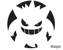 Pokemon Pumpkin Stencils You Don T Just Have To Tiny