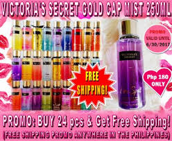 victoria 39 s secret gold cap 250ml