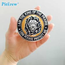 Car Styling Cool Lion Eagle Sticker Logo Metal 3d Autobot Emblem Badge Decal Truck Auto Styling Car Decoration Car Accessories Car Accessories Styling Cardecoration Car Aliexpress