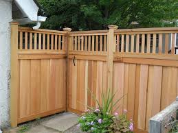 Awesome Minneapolis Lattice Fence Designs Farmhouse Landscape Wood Custom Design Back Yard Fence Backyard Installation