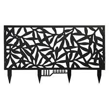 matrix 400 x 900mm charcoal foliage