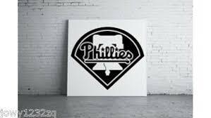 2x Philadelphia Phillies Logo Vinyl Decal Sticker Car Window Wall Mlb Baseball Ebay