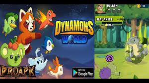 Kids Game Vui - Pokemon Go - Dynamons World - YouTube