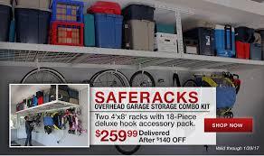 costo saferacks garage storage neil
