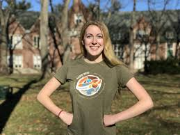 A career taking off: Astronaut Abby aims to go from Wellesley to Mars   The  Wellesley News