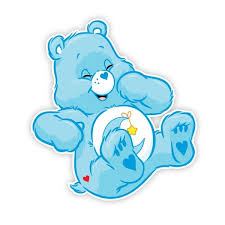 Care Bears Bedtime Bear Happy Clip Art Library
