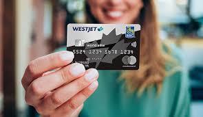 westjet rbc mastercard credit cards