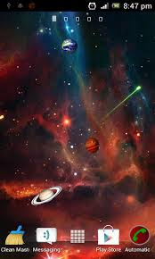 galaxy 4d live wallpaper apk
