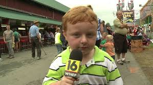 """Apparently"""" This Kid is Awesome, Noah Ritter's Interview Goes Viral    wnep.com"""