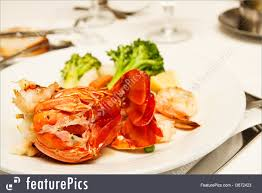 Picture Of Lobster Tails With Shrimp