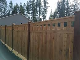 Wooden Fence Snohomish County Npr Fence