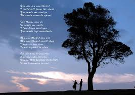 love poems for him cute love