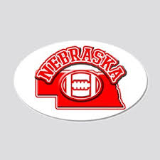 Huskers Wall Decals Cafepress
