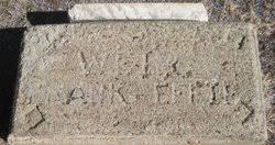Effie Stevens Weir (1873-1934) - Find A Grave Memorial