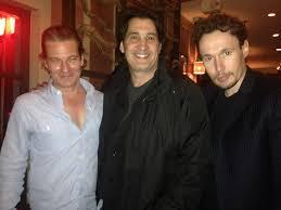 Adam Storke, Robert Funaro, Chris Kerson - Broadway's Finest | Facebook