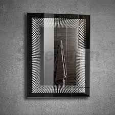 led infinity bathroom mirror infinity