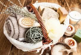 gift basket ideas spa skin care