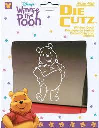 Disney Winnie The Pooh Vinyl Car Window Decals Set Of 2 Daniel A Welshert