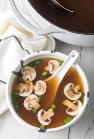Japanese Clear Soup Recipe - A Spicy ...