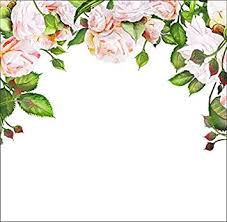 Buy Day Decals Flower Border Design Wall Sticker Cover Area 86 X 58 Cm Online At Low Prices In India Amazon In