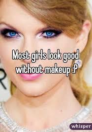 beautiful without makeup yahoo answers
