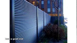 Decoration Agreeable Steel Fence Panels Sheet Metal Privacy Palm Metal Fence Metal Fence Panels Steel Fence Panels