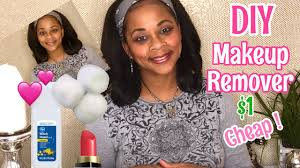 diy witch hazel makeup remover