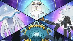 Pokemon Sun & Moon - All Ultra Beast Missions - YouTube