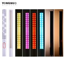 Yongnuo YN360 YN360 II Cầm Tay Pixel Băng Dính Đèn LED Video Được Xây Dựng  Trong Pin 3200 5500 K RGB nhiều Màu Sắc Được Điều Khiển Bằng Ứng Dụng Điện  Thoại|