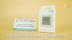 Ẩm kế thông minh gen2 Xiaomi Mijia – Cửa Hàng TCS - 19006429