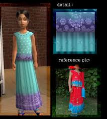 mod the sims indian clothing for sim